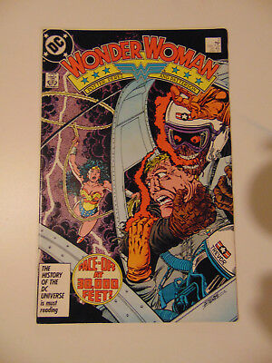 WONDER WOMAN #2 (Mar 1987, DC)  .99 AUCTIONS with NO RESERVE!!