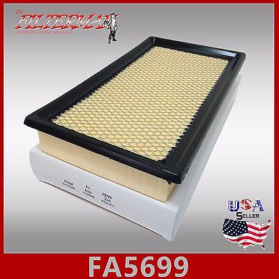 Fa5699 Oem Quality Engine Air Filter: 2007-12 Mkz 3.5L 2007-17 Mkx 3.5L & 3.7L