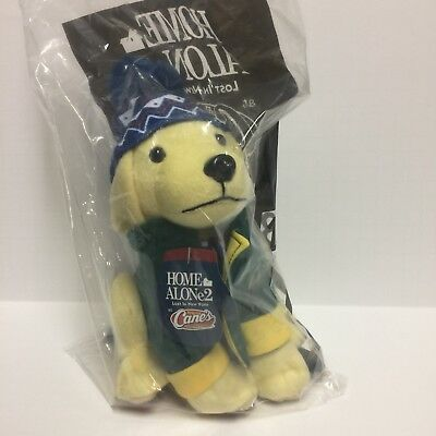 Raising Canes Holiday Plush Puppy  2017 Home Alone 2 Kevin Dog