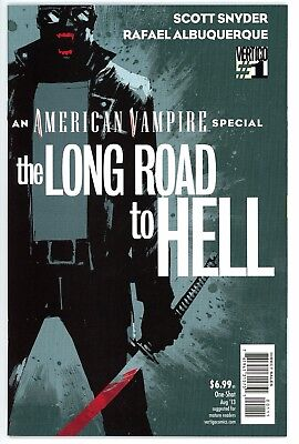 The Long Road To Hell  #1  * First Print *    American Vampire Special    Nm