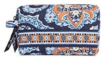 NWT Vera Bradley Travel SMALL Cosmetic Bag In Marrakesh