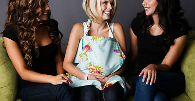 New Nursing Cover Breastfeeding Udder Covers Elsa