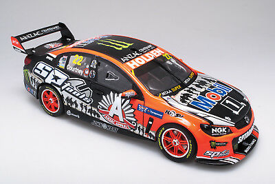 Biante 1/18 Holden VF 2015 #22 ANZAC Appeal Livery Brand New Free Shipping