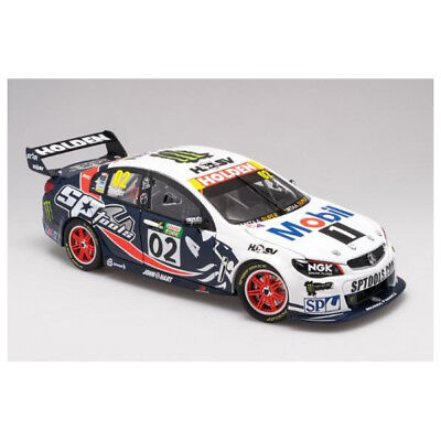 Biante 1/18 Holden Commodore VF #02 Tander Brock Tribute Free Shipping