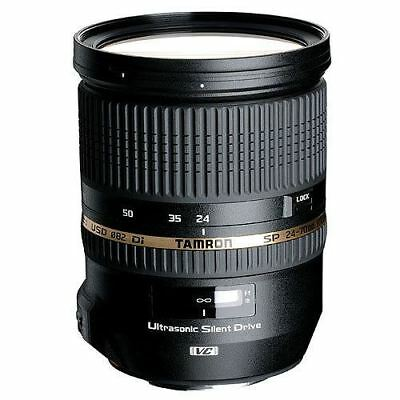 Tamron SP AF24-70mm F/2.8 XR Di VC USD Lens - Nikon Mount