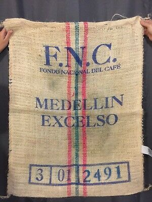 Burlap Coffee Sacks - Gorgeous and Large GREAT for Crafts