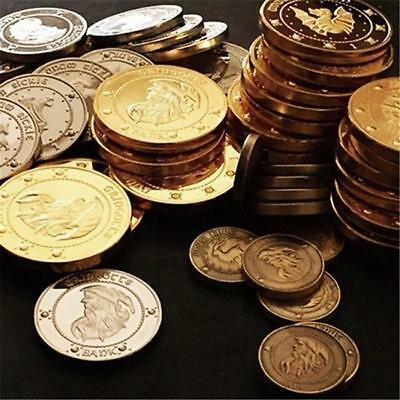 Harry Potter Replica The Gringotts Bank Coin Collection By Noble Collection JA