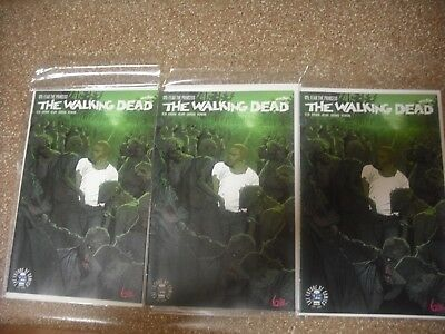 Walking Dead #171 Felici Chase Variant Pink Signature (1) RARE & HARD TO FIND!!