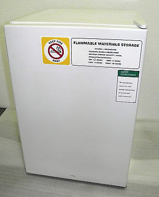 Revco Thermo VWR Undercounter Flammable Material Storage Freezer 1 yr Wrty