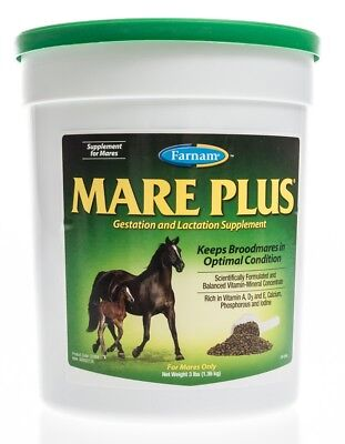 Mare Plus, Gestation and Lactation Supplement, 3 lb