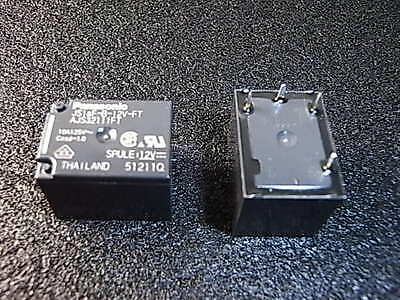 JS1aF-B-12V-FT Relais Relay Coil Voltage 12V 10A 125V NAIS Panasonic