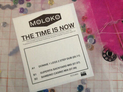 Moloko / The Time Is Now