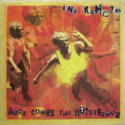 Ini Kamoze / Here Comes The Hotstepper