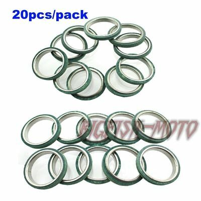 Exhaust Pipe Gasket For 150cc 125cc GY6 Scooter Taotao JCL Peach Jonway Redcat