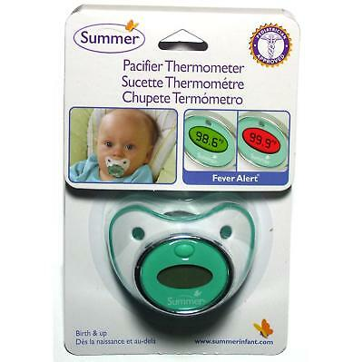 Summer Infant Pacifier Thermometer Baby Children   Brand New In Sealed Box