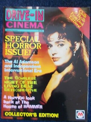 Drive-In Cinema Magazine Special Horror Issue - Hammer