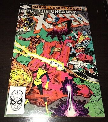 Uncanny X-Men #160 FN+ 1st Magik New Mutants Marvel Bronze Age KEY Comic