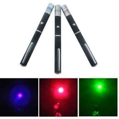 650nm Red Laser Pen Strong Visible Light Beam Powerful Laster Pointer XMAS Gift