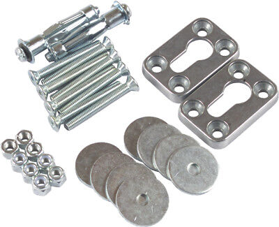 Fire Power Wheel Chock Hardware Kit 0110192