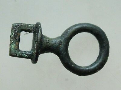 L6  Ancient Roman Bronze Artifact Indefinity  L=60x30x25mm 50g