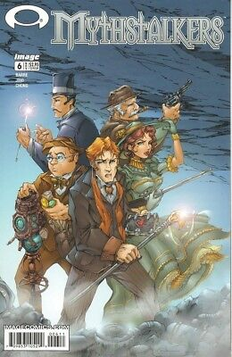 MYTHSTALKERS - US - Nr. 6 - November 2003