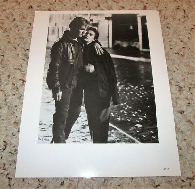 """Ghost"" 1990 Demi Moore Patrick Swayze bw 8x10"