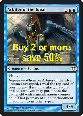 MTG Born of the Gods BNG Choose your Rare or Mythic Card - M/NM Buy 2 save 50%