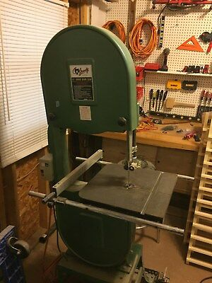 """Grizzly G1012 18"""" Heavy Duty Band Saw 2HP, 220V"""