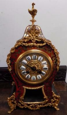french boulle clock for restore