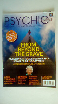 PSYCHIC NEWS MAGAZINE November 2015 Issue Number 4133 Are We All Psychic