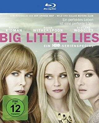 Big Little Lies Blu-ray Die Serie NEU OVP Nicole Kidman