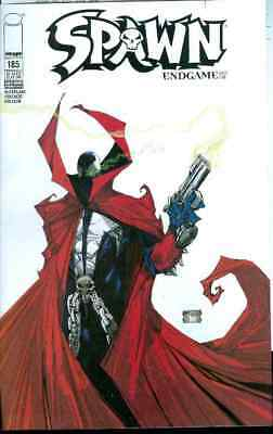 Spawn #185 2nd Print Variant Cover Nm Image Comics