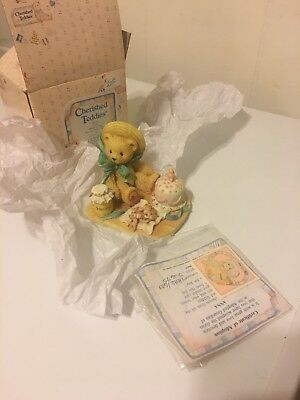 Cherished Teddies Anna #950459 - Hooray For You