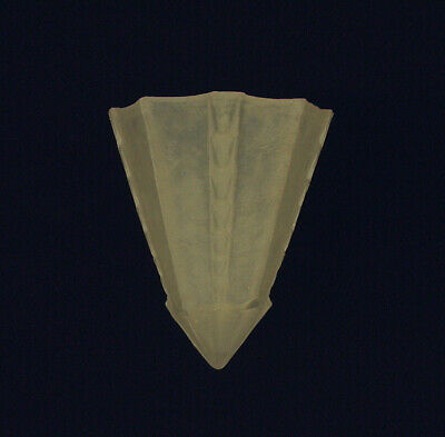 Art Deco Slip Shade by Consolidated, One of Five For Sale