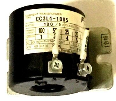 Fuji Cc3L1-1005 Current Transformer