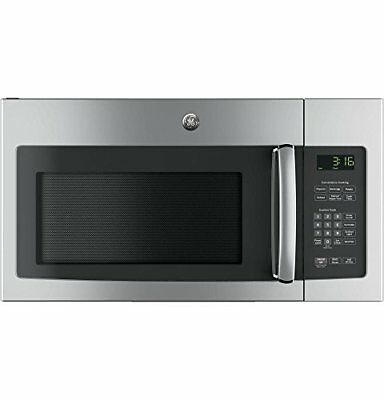 Ge® 1.5 Cu. Ft. Over-The-Range Microwave Oven, Stainless, 950 Watts