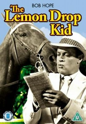 The Lemon Drop Kid. Dvd. Region 2. Bob Hope. Marilyn Maxwell