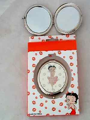 BETTY BOOP COMPACT MIRROR cool breeze SKIRT
