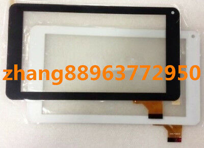 For QCY-FPC070045V05 7-inch black or white Touch Screen Glass Digitizer NEW #Z62