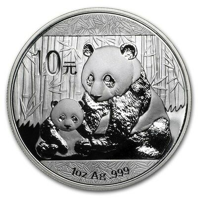 *FIRE SALE* 2012 one (1) Troy Ounce Chinese Silver Panda (BU) *GET THEM NOW*
