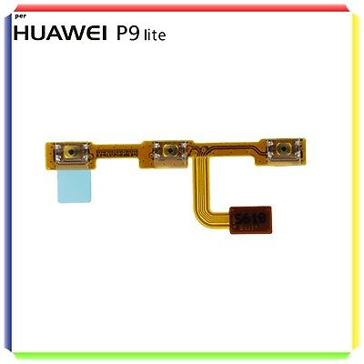 Other Cell Phone Accessories Flat Flex Tasto Accensione Power On Off Volume Huawei P9 Plus