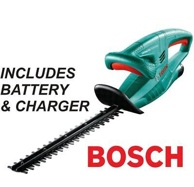 Bosch EasyHedgeCut 12-35 Cordless Hedge Cutter 35cm Trimmer + Battery & Charger