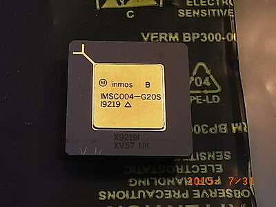 IMSC004-G20S INMOS STM Programmable link switch PGA-84