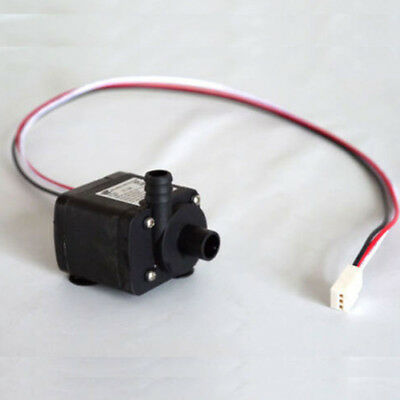 DC 12V 5W PUMP MOTOR FOR PC WATER COOLING SYSTEM Submersible WATER COOLED