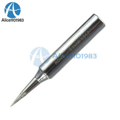 2PCS Conical Solder Iron Head 900M-T-I 936 Replace Pencil Soldering Tip New