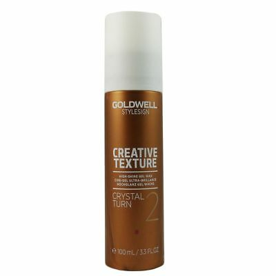 Goldwell Stylesign Creative Texture Crystal Turn 100 ml Gelwachs