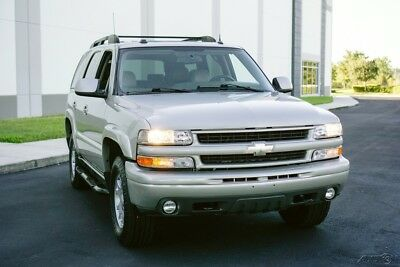 2004 Chevrolet Tahoe LOW MILE Z71 4x4 NO RUST BEAUTIFUL FLORIDA HISTORY LOW MILE Z71 4x4 NO RUST BEAUTIFUL FLORIDA HISTORY BITCOIN