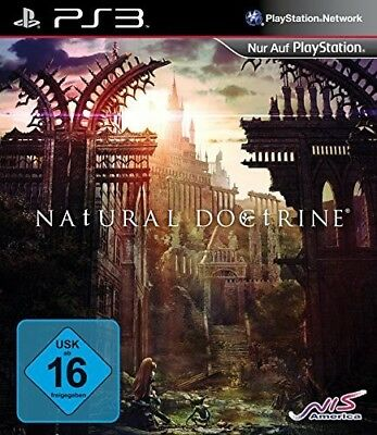 PS3 / Sony Playstation 3 game - Natural Doctrine (GER) (NEW & BOXED)