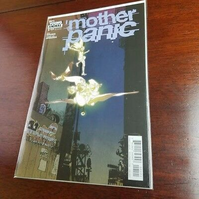 Mother Panic 1b*NM*1st Print*Paul Pope*Variant cover*Young Animal*DC Comics*2017