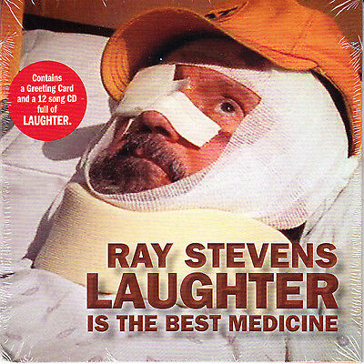 Laughter Is Best Medicine Ray Stevens CD Greatest Hits Brand New Free Shipping